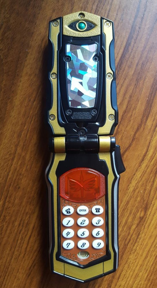 Power Rangers Mystic Force Wand Morpher with Lights and Sound 2005 in Toys & Games, Action Figures, TV, Movies & Video Games | eBay!