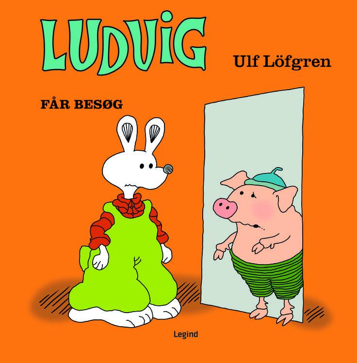 LUDVIG FÅR BESØG