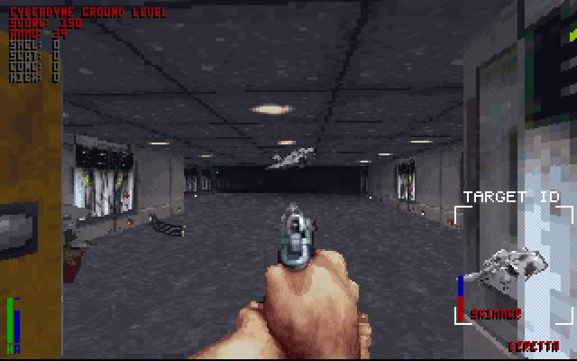 The Terminator: Rampage is an old DOS science fiction first-person shooter (FPS) game developed by Bethesda Softworks in 1993 from an original idea by