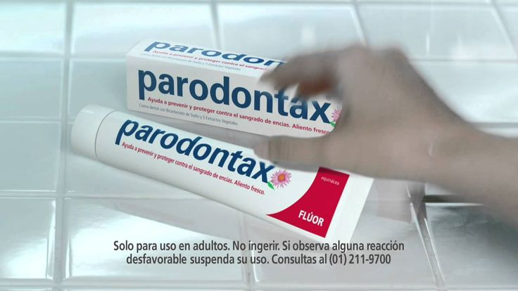 Parodontax Sangrado de Encías 15s