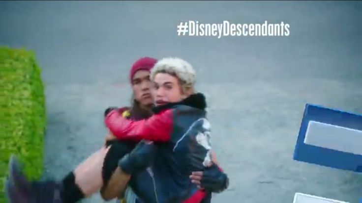 Disneydescendants Carlos De Vil And Jay Descendants Pinterest