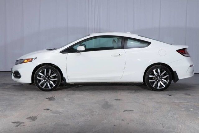 Awesome Awesome 2015 Honda Civic Ex L 2015 Honda Civic Coupe Ex L 35137 Miles Taffeta White Coupe 1 8l 4 Cyl Eng 2015 Honda Civic Honda Civic Coupe Civic Coupe