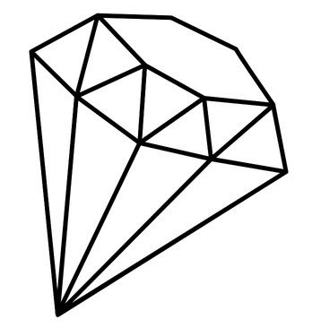 Cool Diamond - Only@T4AW, the coolest temporary tattoos on ...
