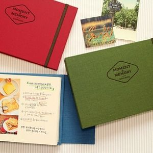 Learn more about the Small Moment & Memory Scrapbook!