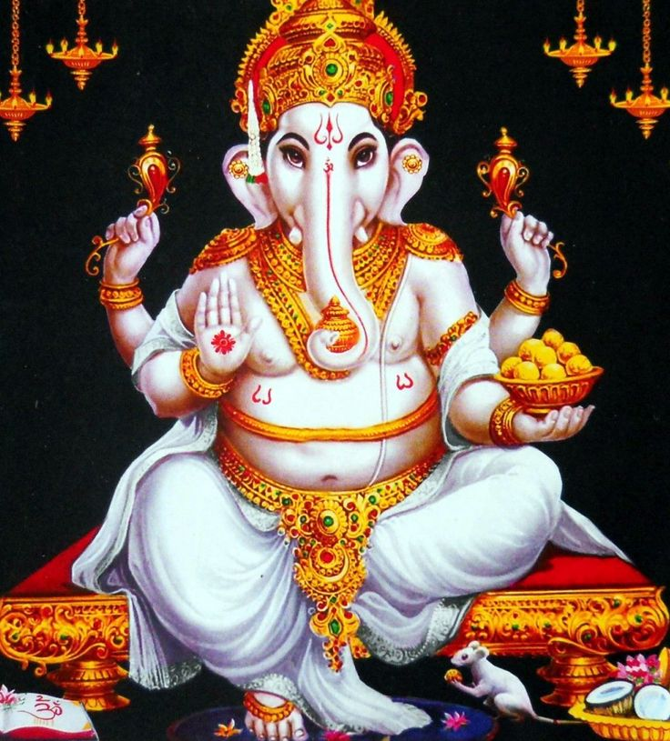 Shri Ganesh Hd Wallpaper: 78 Best Images About Ganesh God Of Luck On Pinterest