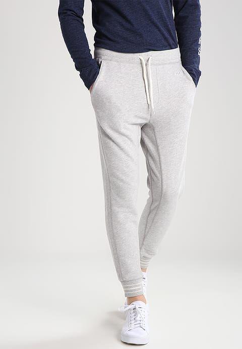 Bestill  Hollister Co. Treningsbukser - grey for kr 399,00 (24.04.17) med gratis frakt på Zalando.no