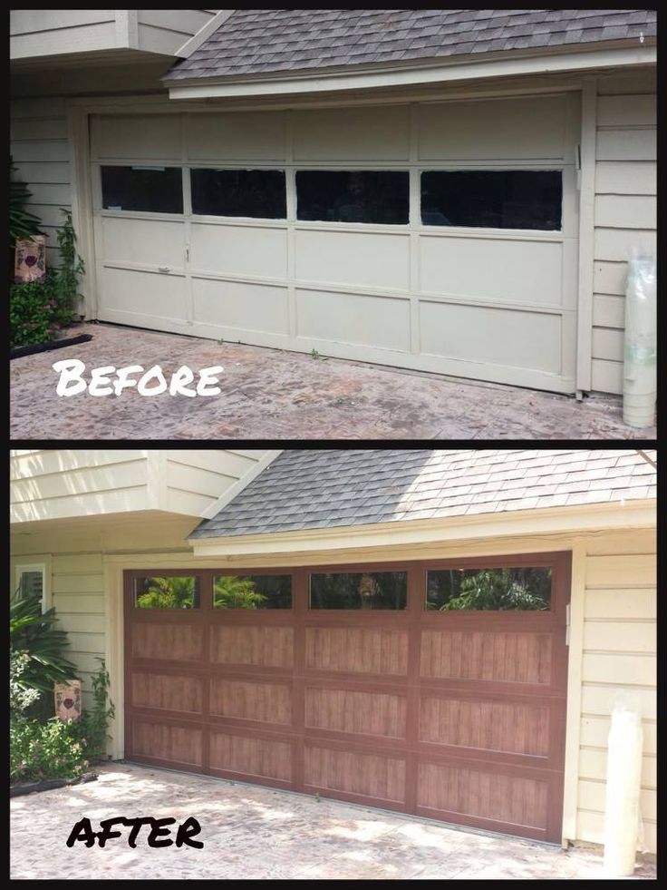 Add Warmth To Your Garage With A C.H.I. Accents Garage Door. Pictured Is A  Model