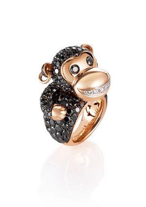 Minky monkey jewelry