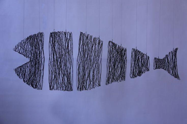 41 best sculptures of wire - Skulpturen aus Draht images on ...