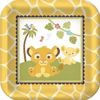 Lion King Baby Shower. Great for neutral baby shower!