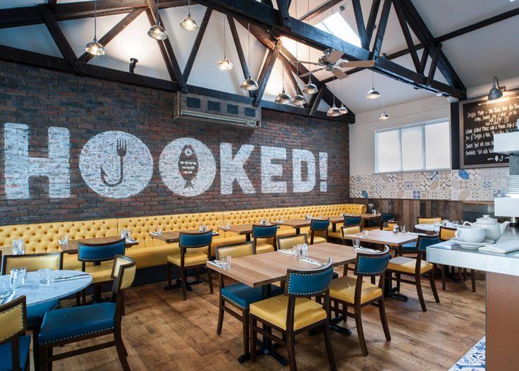 Seafood restaurant design - photo#16