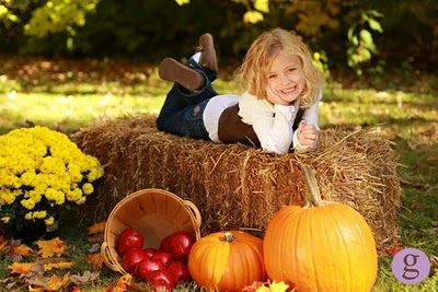 Giggles Photography: Fall Portrait Specials
