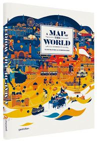 Double Takes: ARMCHAIR TRAVEL: A MAP OF THE WORLD ACCORDING TO ILLUSTRATORS AND STORYTELLERS