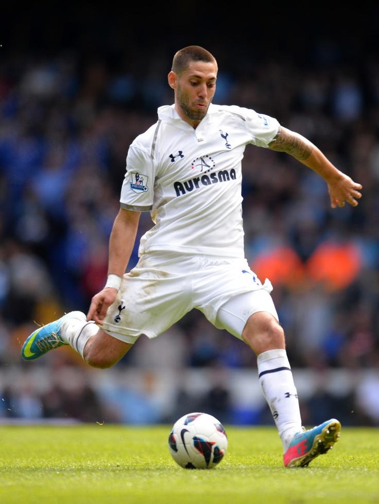 ~ Clint Dempsey of Tottenham Hotspur ~