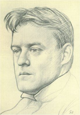 The great Hilaire Belloc - contains a little intro to his thinking in simple bullet points: http://corjesusacratissimum.org/2012/08/on-hilaire-belloc-fumbling-in-the-footsteps-of-a-giant/
