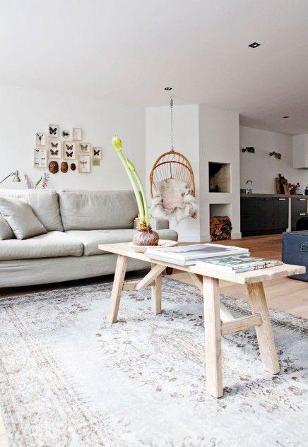 Nya Interieurontwerp Rozenkelim licht vintage vtwonen.nl