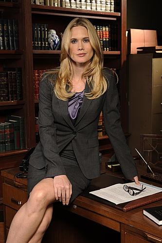 Stephanie March, Tau/Northwestern Law: SVU! I love Law and Order!!!