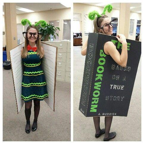 bookworm costume - Funny Character Halloween Costumes