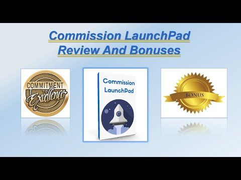 Commission LaunchPad Review *! http://nolimitforsuccess.com/commissionlaunchpad  What is in Commission LaunchPad Training? 1.	 Newbie friendly Secret 7 day formula that will continue putting $80+ in your PayPal account daily.  Get started today even if you have never been paid a penny online. 2.	Watch over his shoulders.  He will show you exactly what to do to use this method to make $80 plus per day.  You can use this method in any niche.