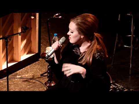 Love both Adele and The Steel Drivers. What a great mix! If it Hadn't Been For Love (The Steel Drivers cover) - Adele @ La Cigale, Paris, France