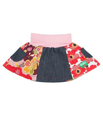 Angel Privilege Skirt  www.oishi-m.com