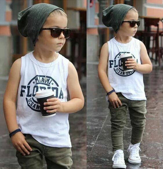 Como vestir a tu hijo
