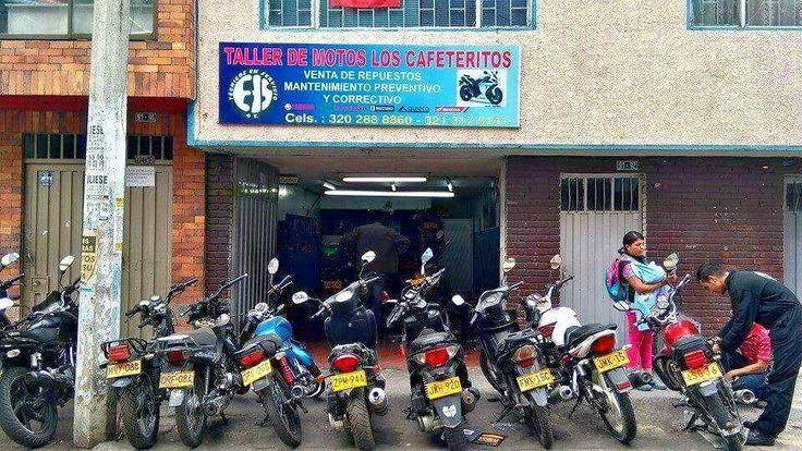 Taller de Motos en Venta  #HagamosunNegocio #Negocios #Taller #Motos #enVenta #Bogotá