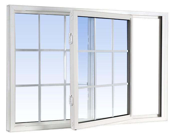 Single Slider windows incorporate one stationary sash and one operable sash. These windows have the option to tilt inwards or have one sash lift entirely out to make cleaning a breeze. These windows are available in a variety of colour options and have various hardware and glass options.