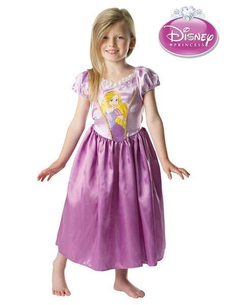 Lisensoitu Walt Disney Tähkäpää asu. Tähkäpää on yksi Grimmin saduista. Sadun alkuperäinen saksankielinen nimi on Rapunzel, joka on vuonankaalin yksi nimitys. #naamiaismaailma