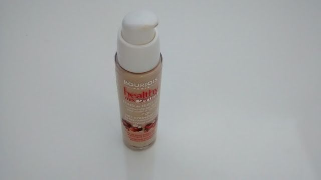 A TOUCH OF BOURJOIS HEALTHY MIX SERUM GEL FOUNDATION #beauty