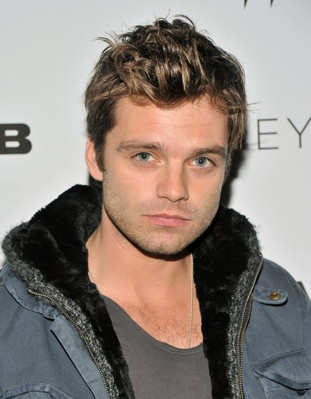 Sebastian Stan - from Captain America to the Mad Hatter, I'm mad for this man ;-)
