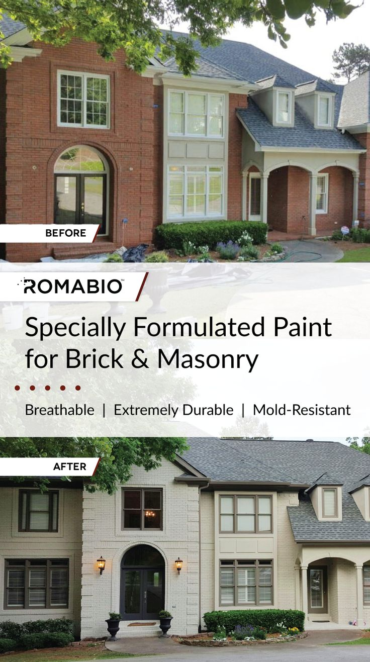 Brick Exterior: 108 Best Images About Exterior Paint Colors On Pinterest