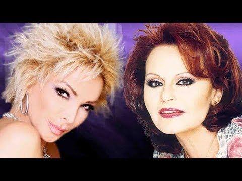 MARISELA & ROCIO DURCAL EXITOS Canciones Romanticas de Rocio Durcal & Marisela - YouTube