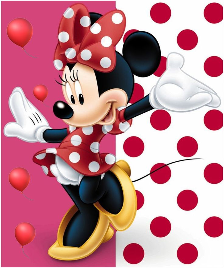 Minimouse Wallpaper: 807 Best Mickey & Minnie Images On Pinterest