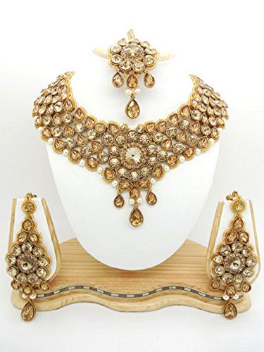 Princess Look Party Wear Traditional Kundan Citirine ston... https://www.amazon.com/dp/B01KJDQ7R2/ref=cm_sw_r_pi_dp_x_oqpWybZN5SAG2