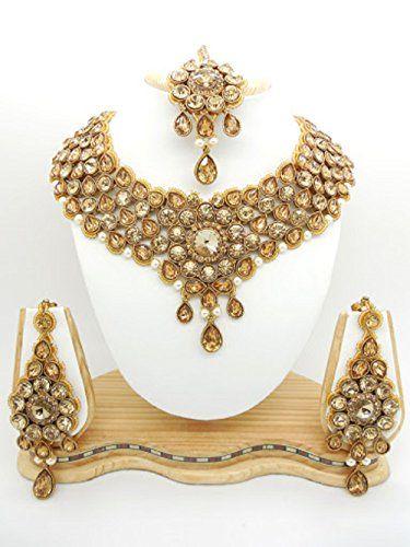 Princess Look Traditional Kundan Citirine stone kundan We... https://www.amazon.com/dp/B01KJEP66Y/ref=cm_sw_r_pi_dp_x_.lxPybMKXJSGG