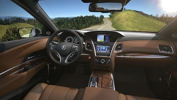 2020 Acura Rlx Interior In 2020 Acura Car Magazine Latest Cars