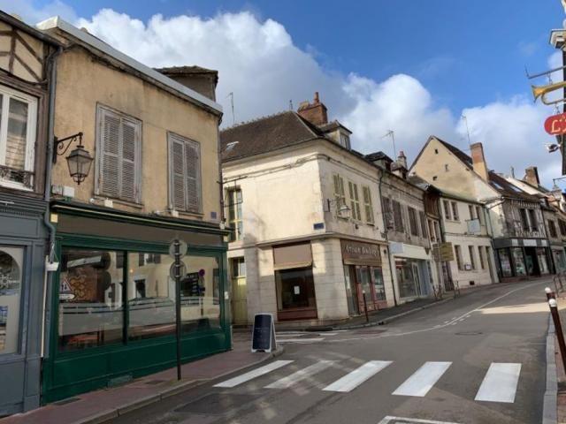 Achat Immeuble Auxerre 89000 A 174 000 393640 Immeuble A Vendre Immeuble Immobilier Locatif