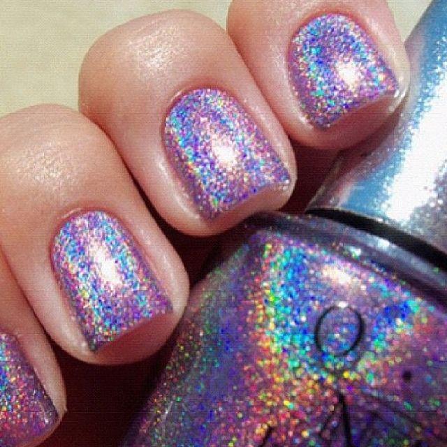 Trippy nail polish