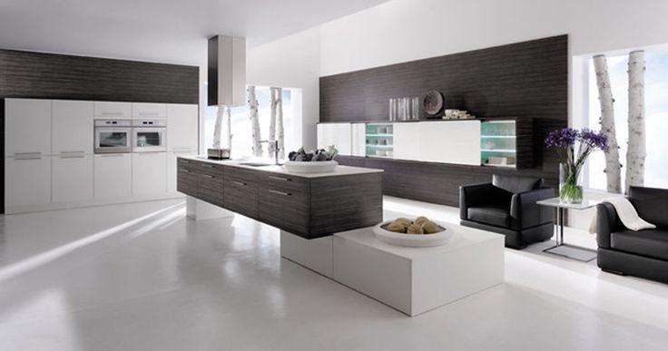 modern White Kitchens | Modern Kitchen Design by Rational