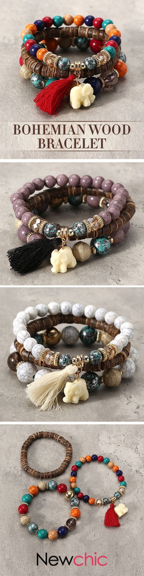 360 best bracelet ideas . . . images on pinterest | stone, beads