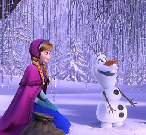 Top 20 der Weihnachtsfilme: Die Eiskönigin - völlig unverfroren