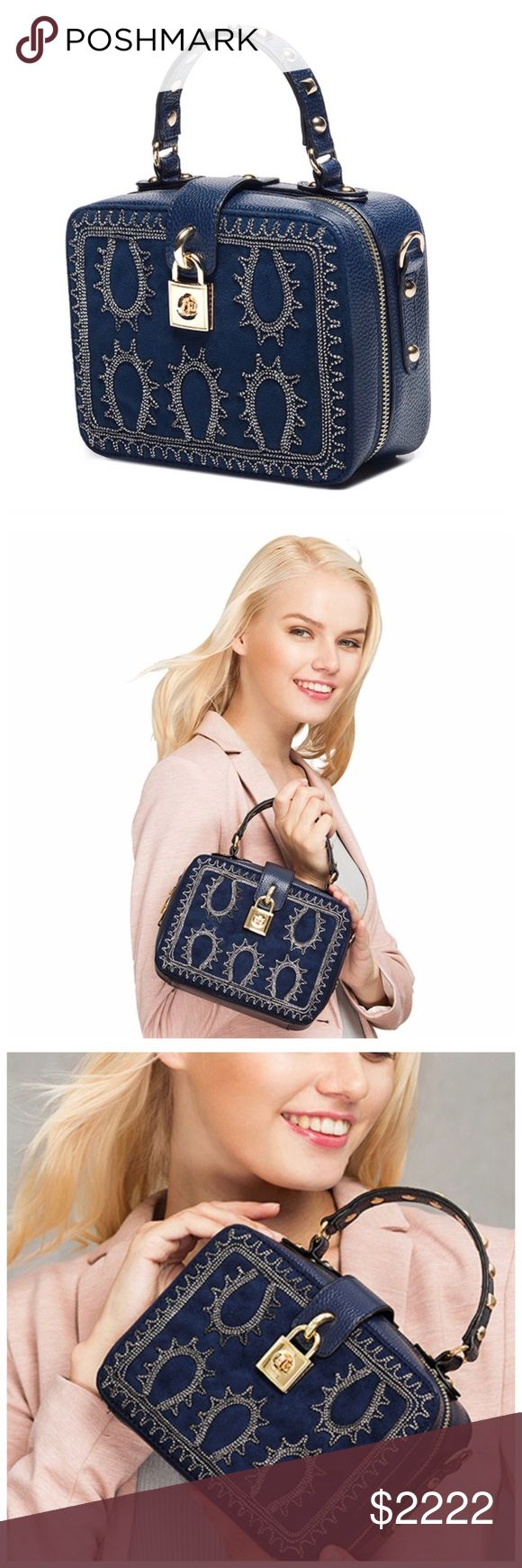 ‼️ COMING SOON Beaded Small Pill Box Handbag ‼️ ‼️PLEASE LIKE THIS LISTING TO BE NOTIFIED WHEN THEY ARRIVE‼️‼️ Bags