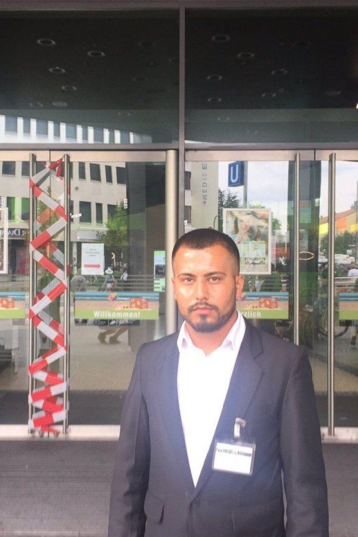 Über die Rolle dieses Afghanen beim Münchner Amoklauf ist bislang viel zu wenig gesprochen worden