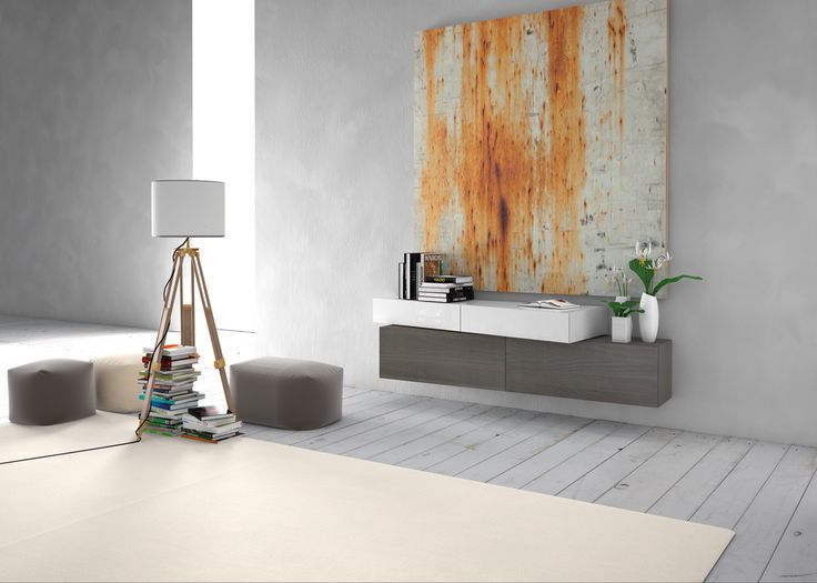 55 best images about i modulart inclinart on pinterest for Presotto industrie mobili spa