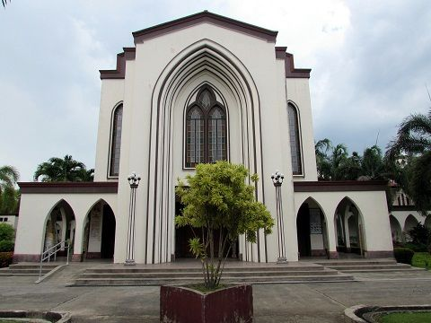 Carmelite Monastery, Davao City | Davao City Churches | House styles
