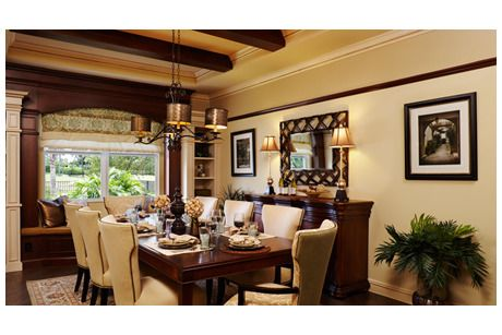 17 Best Images About Dining Spaces On Pinterest Lithia Fl Standard Pacific