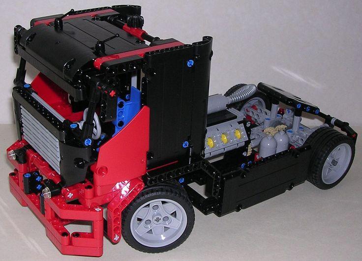 1000 id es sur le th me lego technic sur pinterest lego cr ations en lego et lego star wars. Black Bedroom Furniture Sets. Home Design Ideas