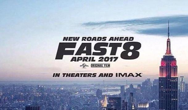 """Vin Diesel publica primera imagen oficial de """"Rápido y Furioso 8"""""""