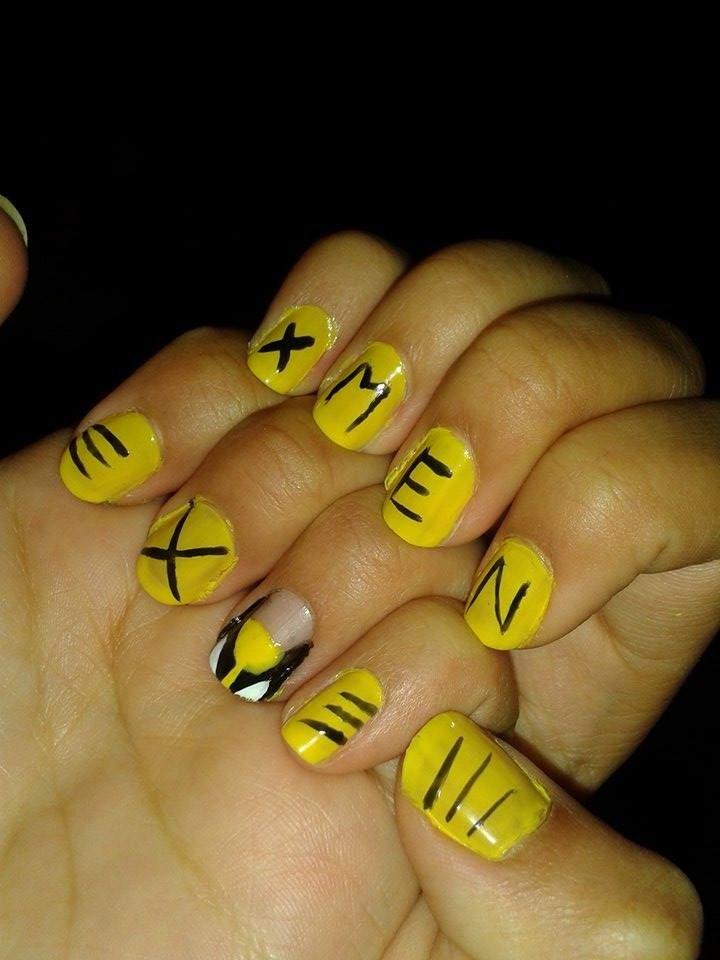 #wolverine #nails #x-men